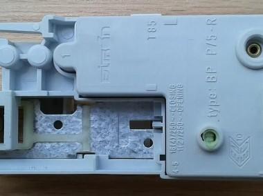 Rygiel Blokada Elektrozamek Drzwi Pralki Bosch, Siemens, LG-2