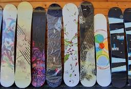 Deski snowboardowe MEGA WYBÓR