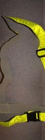 Pas odblaskowy żółty-3