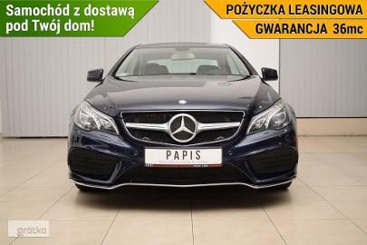 Mercedes-Benz Klasa E W212 250 SalonPL ASO LED ILS Nawi Climatronic Skóra harman/kardon AMG PAP