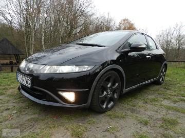 Honda Civic VIII Czarne UFO 1,8 Alusy Xenony Navi SUPER WYGLĄD