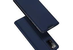 Etui DuxDucis Skinpro do Samsung Galaxy A02s niebieski