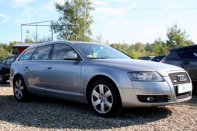 Audi A6 III (C6) 3.0 tdi Quattro Navi Zarejestrowany