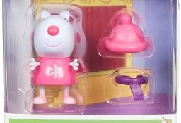 Świnka Peppa Pig Figurka Owca Suzy i Akcesoria