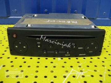 Radioodtwarzacz Radio CD Renault Mascott 04- Renault Mascott