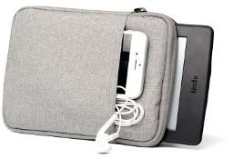 Etui Futerał do PocketBook Color , Touch Lux 4 , 5 , HD 3 szary