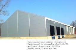 Namioty, hale namiotowe, wiaty, zadaszenia produkcja, sprzedaż, wynajem, montaż