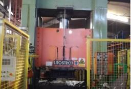 prasa hydrauliczna 630 ton i 1000 ton