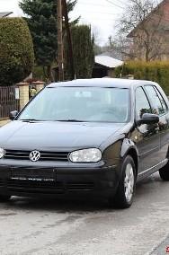Volkswagen Golf IV GOLF 1,4 5 DRZWI KLIMA PERFEKCYJNY STAN, GWARANCJA-2