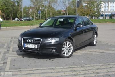 Audi A4 IV (B8) SEDAN
