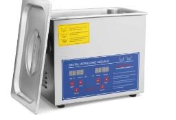 Mycie czyszczenie elektroniki, gaźników, wtrysków, biżuteri myjką ultradźwiękową