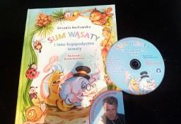 Sum wasaty i inne logopedyczne tematy + CD