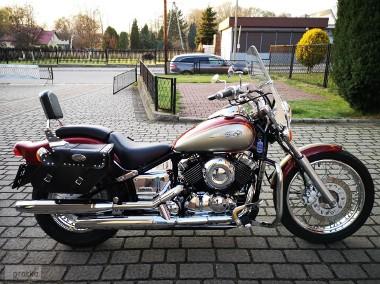 Yamaha Drag Star XVS 650 Custom-1