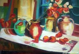 Martwa natura z miechunkami - P.Cezanne