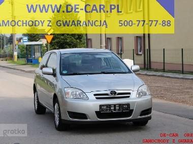 Toyota Corolla IX COROLLA 1,4 D4D 161 TYS KM PERFEKCYJNY STAN, GWARA-1