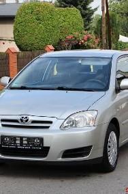 Toyota Corolla IX COROLLA 1,4 D4D 161 TYS KM PERFEKCYJNY STAN, GWARA-2