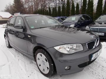 BMW SERIA 1 BENZYNA !!!
