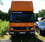 Mercedes-Benz Atego 818 Zestaw na 5 Aut