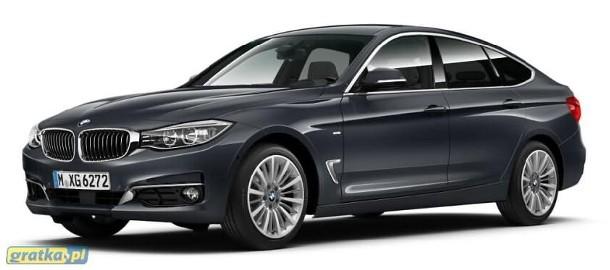 BMW SERIA 3 320 BMW 320GT xDrive Luxury Line TK
