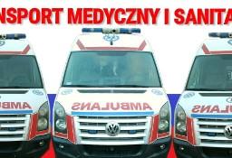 Transport Medyczny, Przewóz chorych na leżąco, Transport Sanitarny