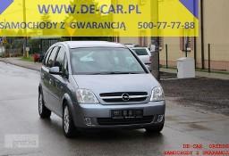 Opel Meriva A MERIVA 1,7 CDTI CLIMATRONIC ALU, GWARANCJA!!!