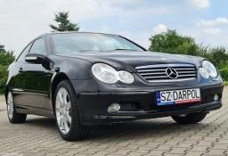 Mercedes-Benz Klasa C W203 1.8 Kompresor 163 kM Xenon Bose