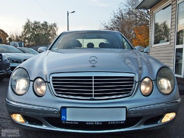 Mercedes-Benz Klasa E W211 E320 224 KM NAVI SKÓRY SZBERDACH ALU-FELGI KLIMA