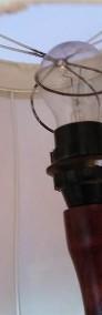 lampa stojąca podłogowa z drewna-3