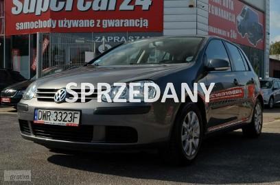 Volkswagen Golf V Volkswagen Golf, Benzyna + LPG, Klima, Alu, Gwarancja!!