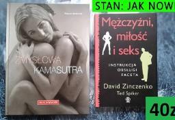 Kamasutra  i  nie tylko - książki NOWE