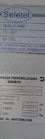 Elektrodrązarka drutowa Robofil 690 CHarmilles-4