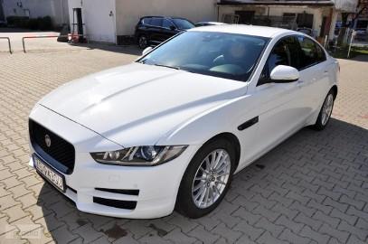 Jaguar XE I Wynajem długoterminowy samochodów
