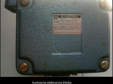 schmersal - wyłącznik pozycyjny typ 250-11/11z-1