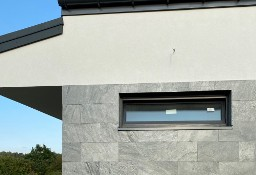 Kwarcyt Kamień Naturalny Silver Grey Płytki 60x30x1,2 cm  Idealny na Elewację!