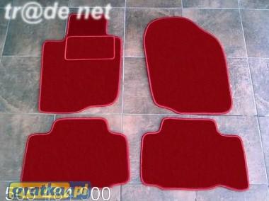 Toyota Rav 4 od 2010 do 2012 r. 5 drzwi najwyższej jakości dywaniki samochodowe z grubego weluru z gumą od spodu, dedykowane Toyota RAV 4-1