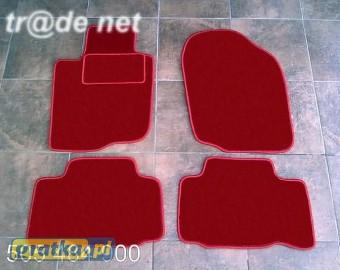 Toyota Rav 4 od 2010 do 2012 r. 5 drzwi najwyższej jakości dywaniki samochodowe z grubego weluru z gumą od spodu, dedykowane Toyota RAV 4