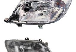 MERCEDES SPRINTER 00-02 REFLEKTOR PRAWY LUB LEWY H1+H1 + H7 Mercedes-Benz Sprinter