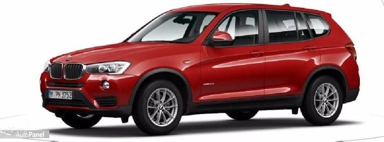BMW X3 II (F25) BMW X3 w wersji X line model 2018 Najtaniej w EU.-1