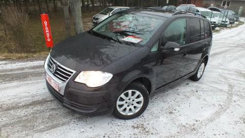 Volkswagen Touran I piękny zadbany opłacony GWARANCJA PRZEBIEGU bezDPF