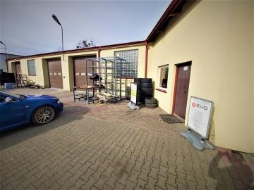 garaż warsztat magazyny hala od 100 do 700m2