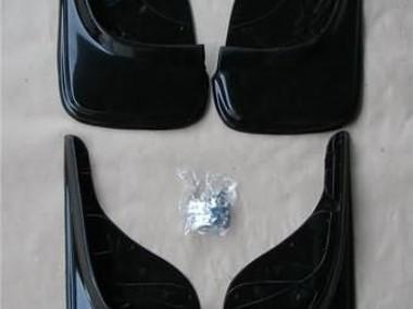 OPEL CORSA D chlapacze gumowe komplet 4 sztuk blotochronów Opel Corsa-1
