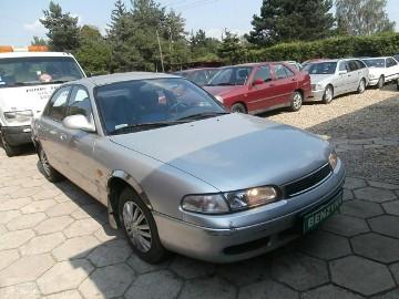 Mazda 626 IV sprzedam mazda 626 1,8 benzyna