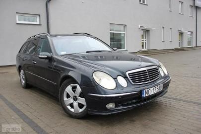 Mercedes-Benz Klasa E W211 270 CDI W211 Avantgarde, Bi Xenon