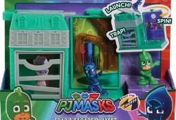 Zestaw Pidżamersi Pułapka Figurka Gekson i Nocny Ninja