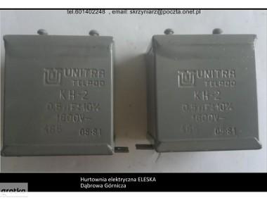 kondensatory 0,5 microF , KH-2-1