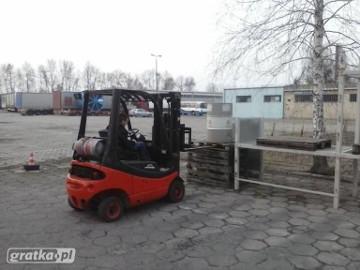 Wózki widłowe - kurs kierowcy - promocja 378 zł.