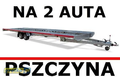 Laweta na 2 samochody szwajcarka Swidnik TEMA TRANSPORTER 8021S Fabrycznie nowa!