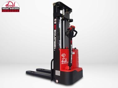 Nowy elektryczny wózek paletowy-masztowy EP ES12 12ES-3800-1