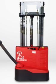 Nowy elektryczny wózek paletowy-masztowy EP ES12 12ES-3800-2