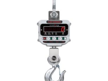 Waga dźwigowa hakowa 5ton obrotowy hak LED pilot-1